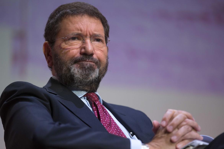 L'ex sindaco di Roma Ignazio Marino