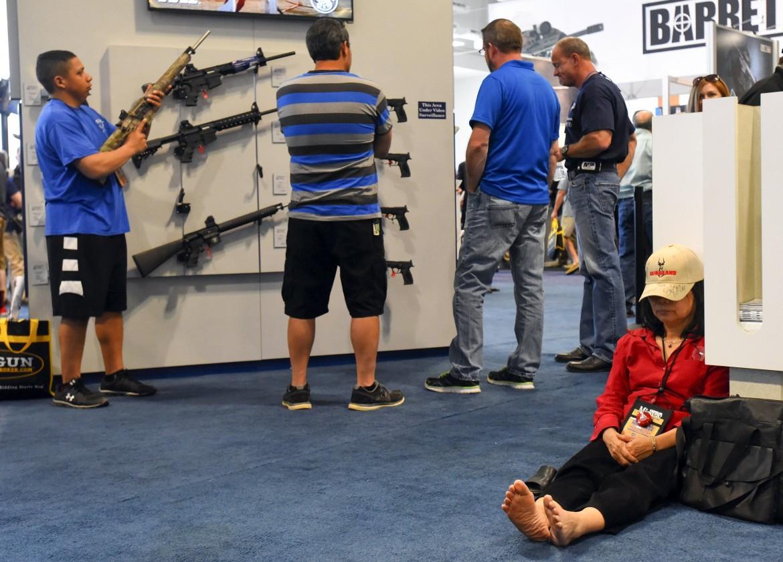 Acquirenti di armi negli Usa