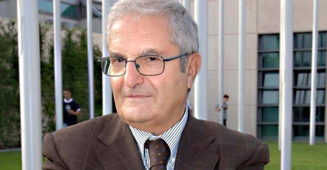 Il neo giudice costituzionale Augusto Barbera