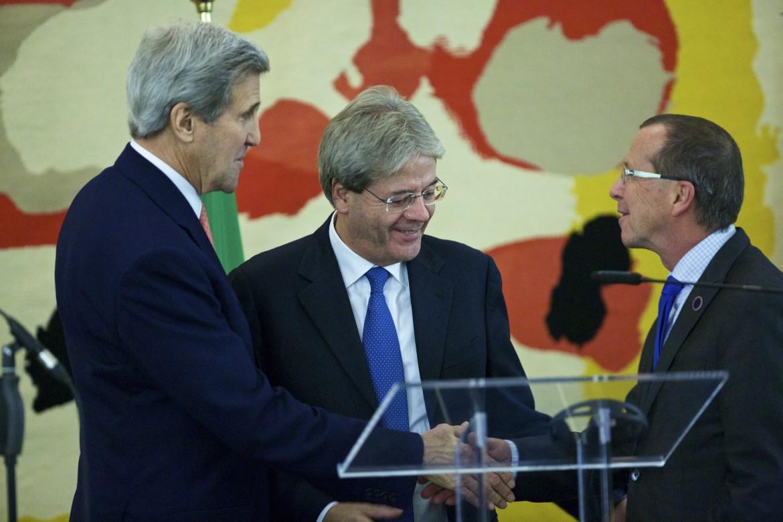 Il summit sulla Libia tra Usa, Italia e Onu