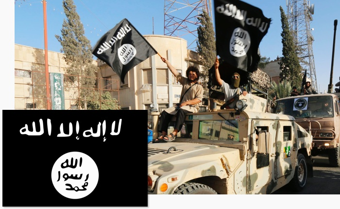 Miliziani dello Stato Islamico