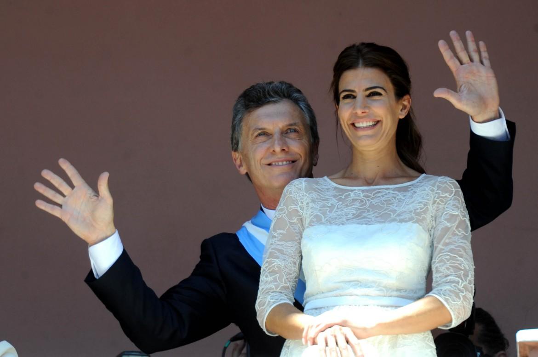 Il nuovo presidente argentino Macri