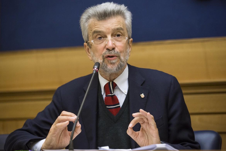 Il presidente della Commissione Lavoro della Camera, Cesare Damiano (Pd)