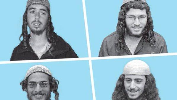 I quattro coloni israeliani detenuti ma non rinviati a giudizio per l'uccisione di Ali Dawabsha