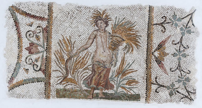 Mosaico della dea Cerere, II sec. D. C.