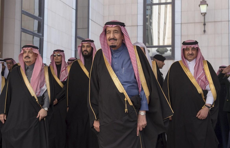 Re Salman, monarca saudita