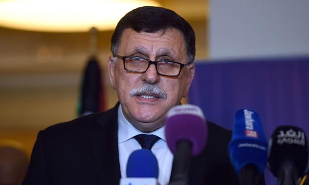 Il premier designato al-Sarraj
