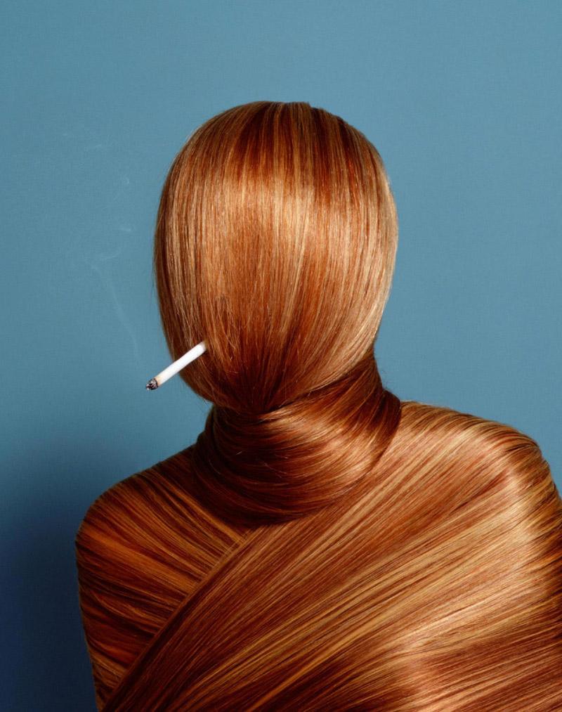 Una creazione del fotografo «neo-surrealista» Hugh Kretschmer