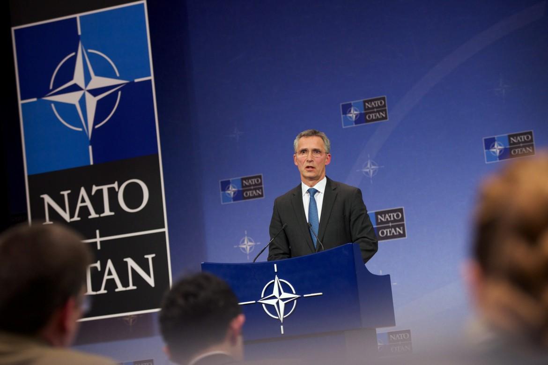Il segretario della Nato Stoltenberg