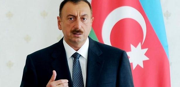 Il presidente azero