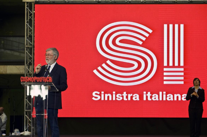 Sergio Cofferati alla nascita di Sinistra italiana