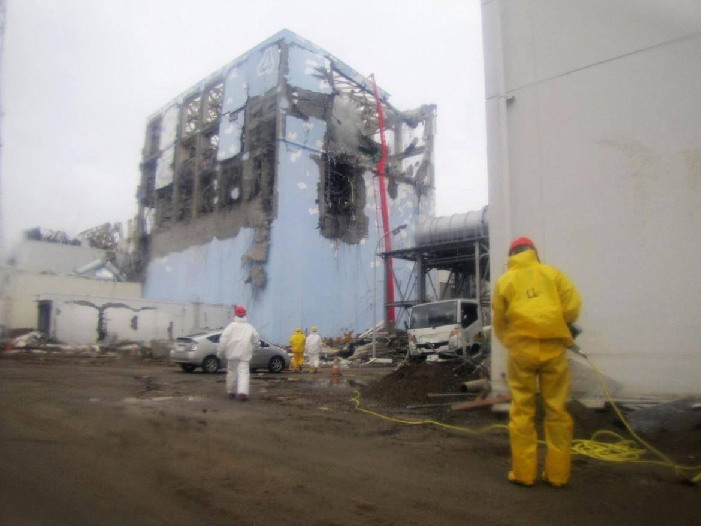 La centrale nucleare di Fukushima