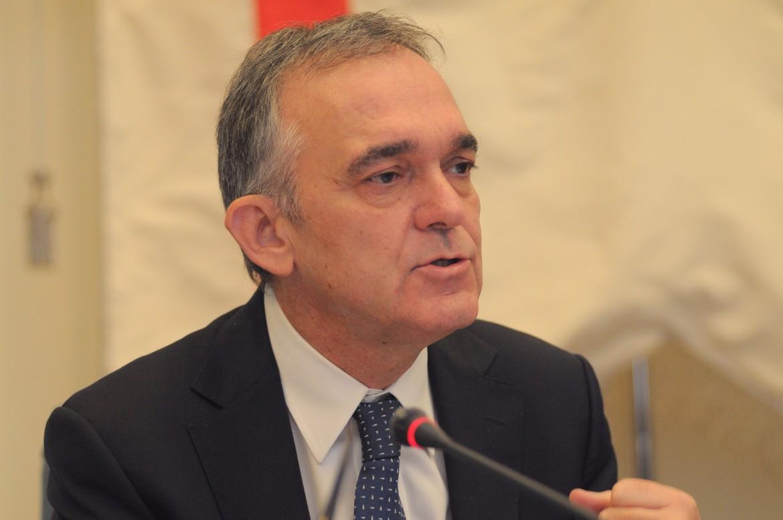 Il presidente toscano Enrico Rossi