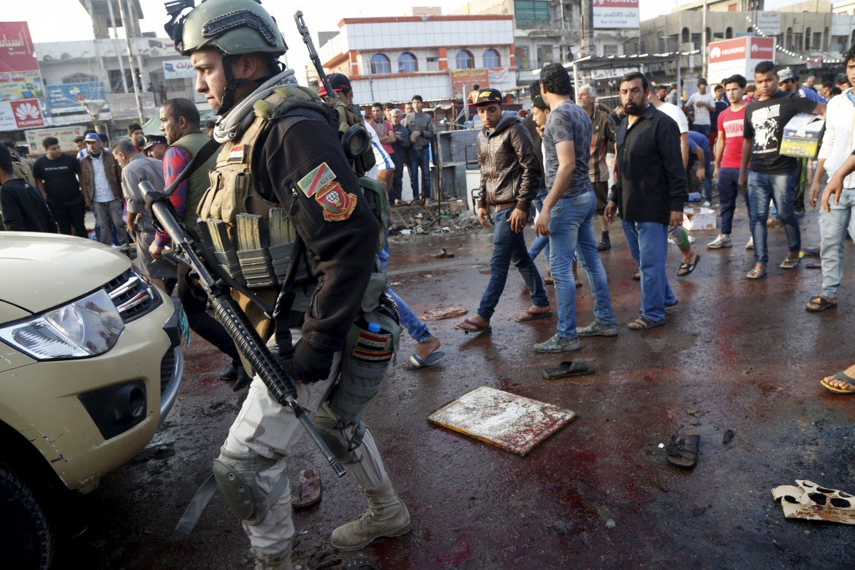 Autobomba a Baghdad
