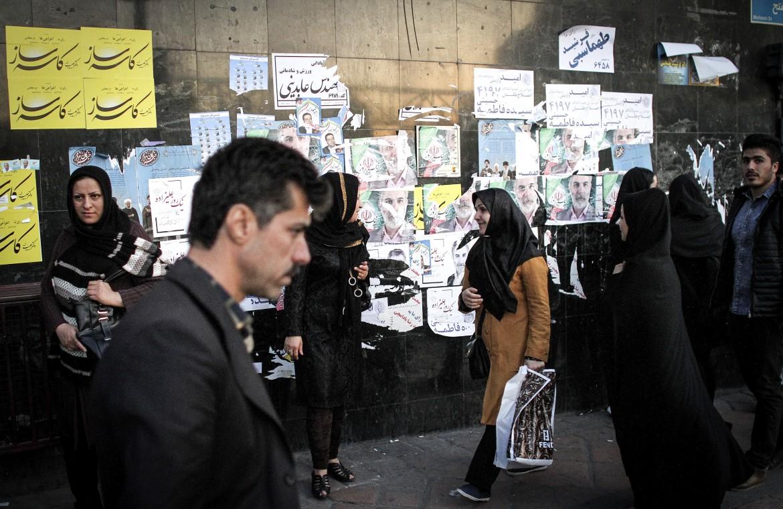 Le strade di Teheran