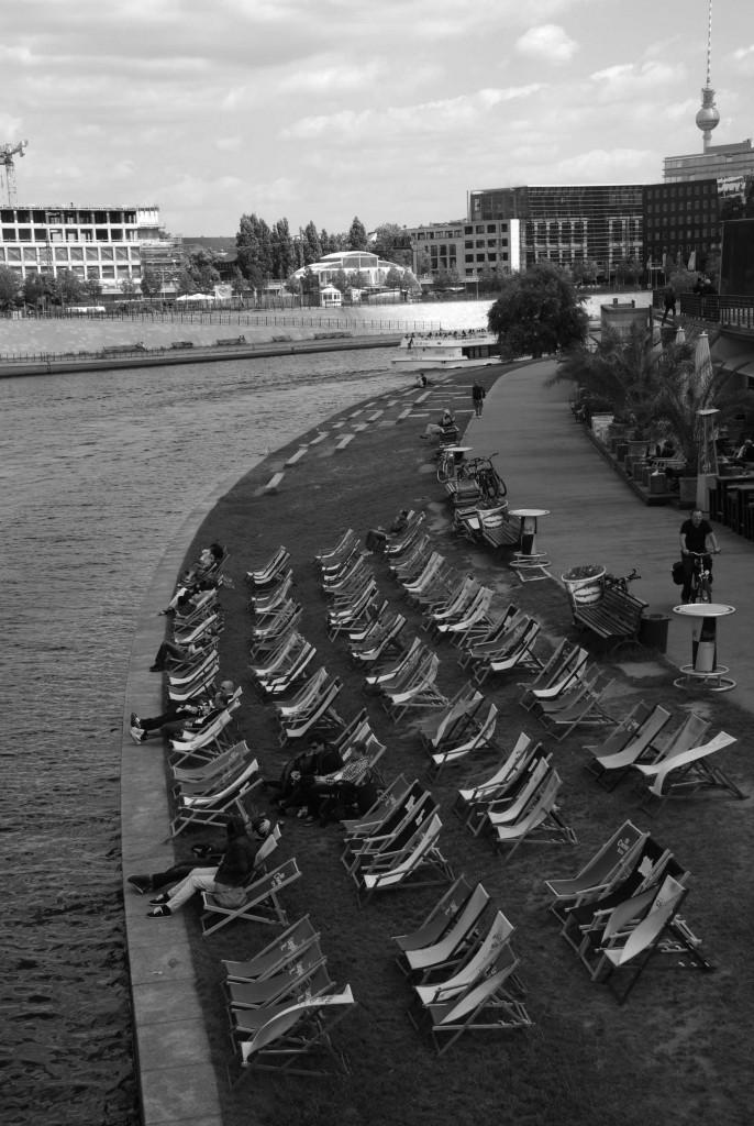 Lungo fiume, Berlino
