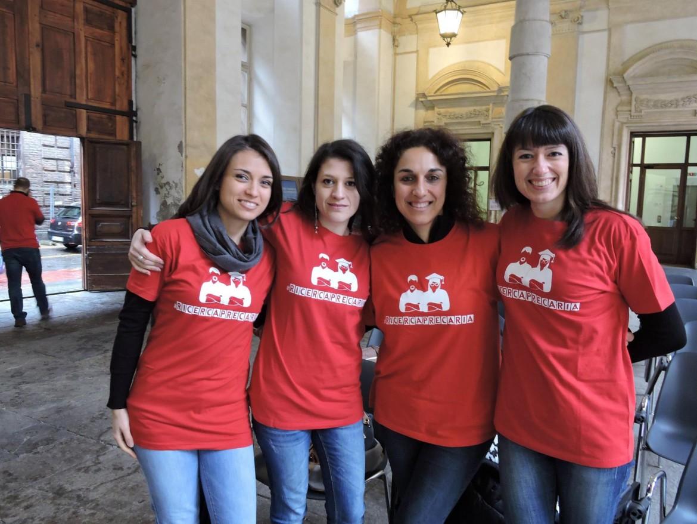 Ricercatrici precarie, lunedì a Torino