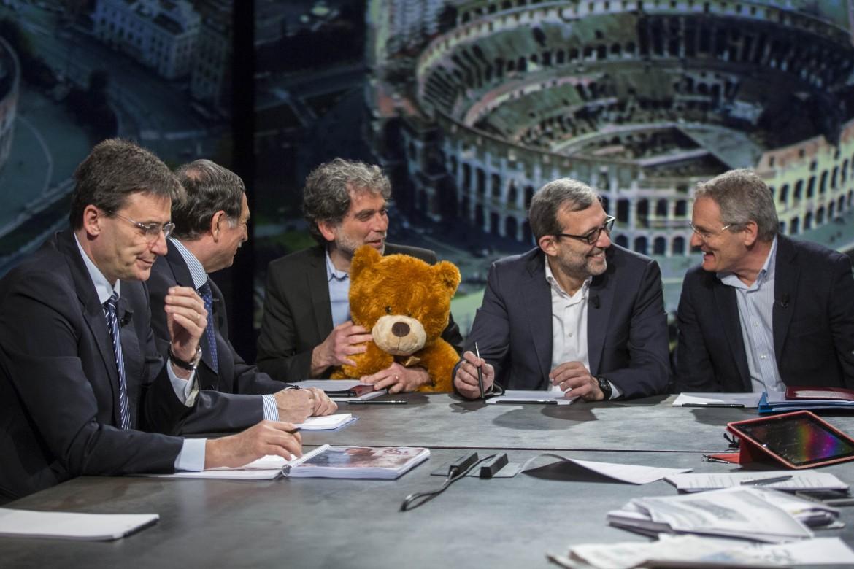 I candidati alle primarie organizzate dal Pd per il sindaco di Roma