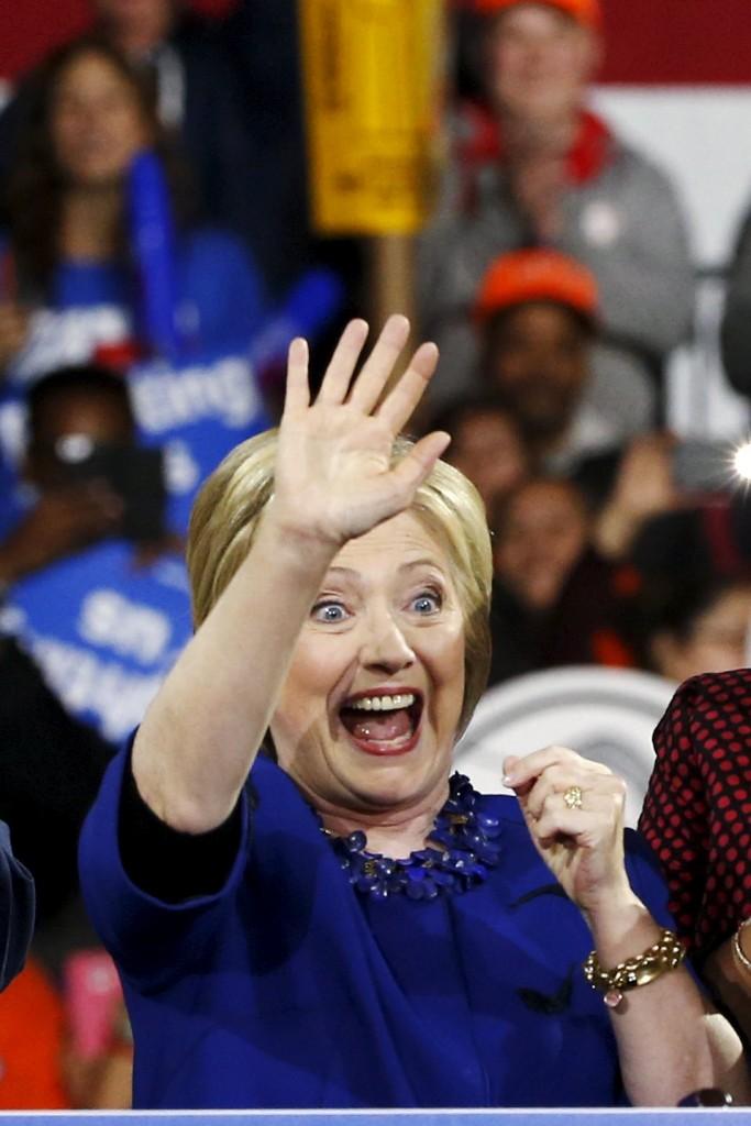 Usa, Hillary Clinton