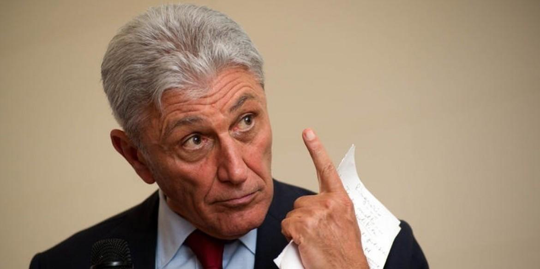 Antonio Bassolino, ex sindaco di Napoli ed ex governatore della Campania