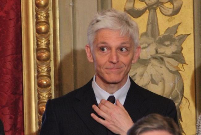L'ex ministro Massimo Bray