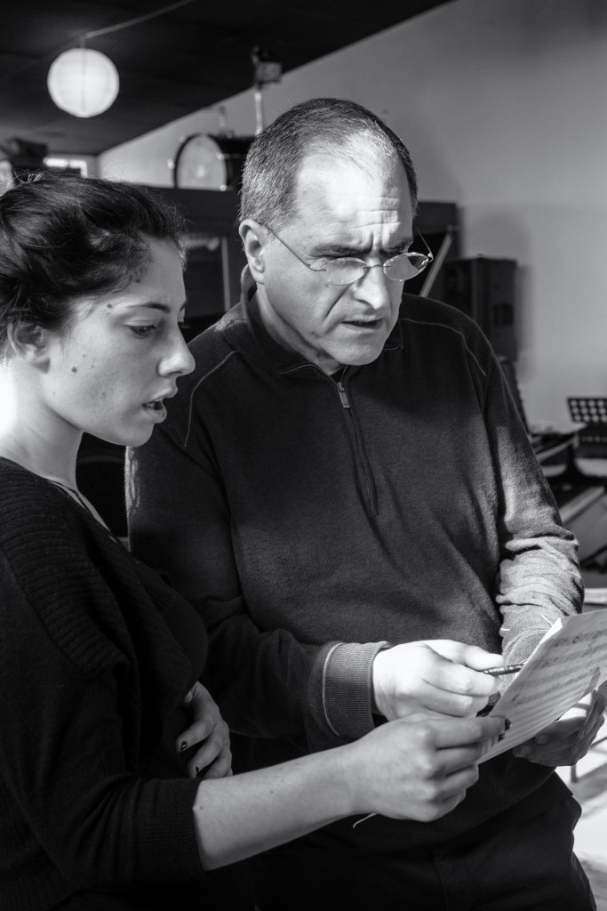 Enrico Pieranunzi e Simona Severini