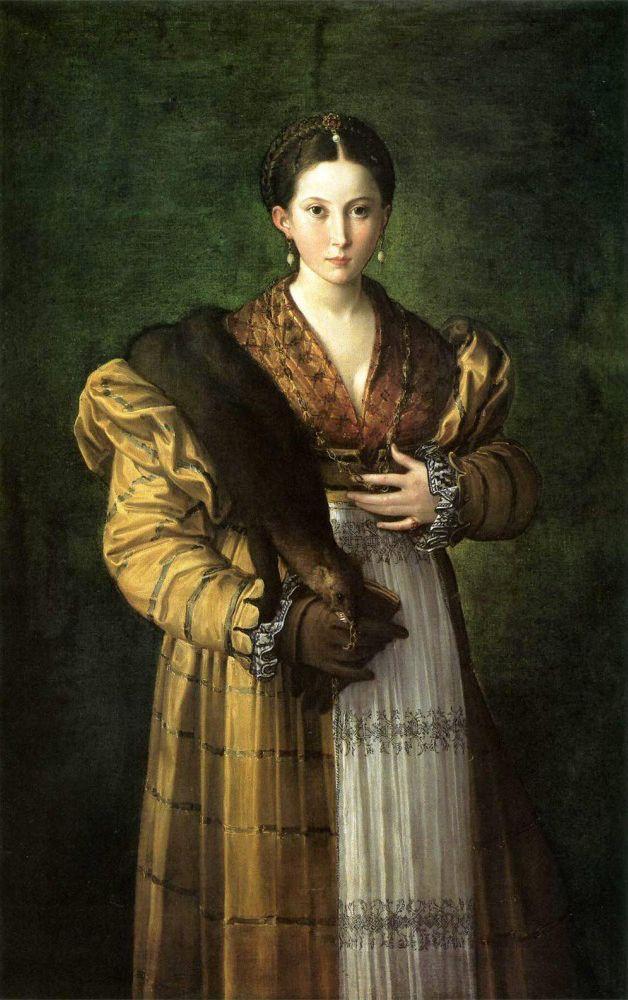 Parmigianino, «Antea», 1535 circa