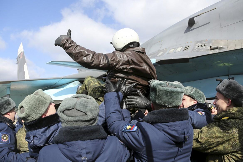 Piloti russi