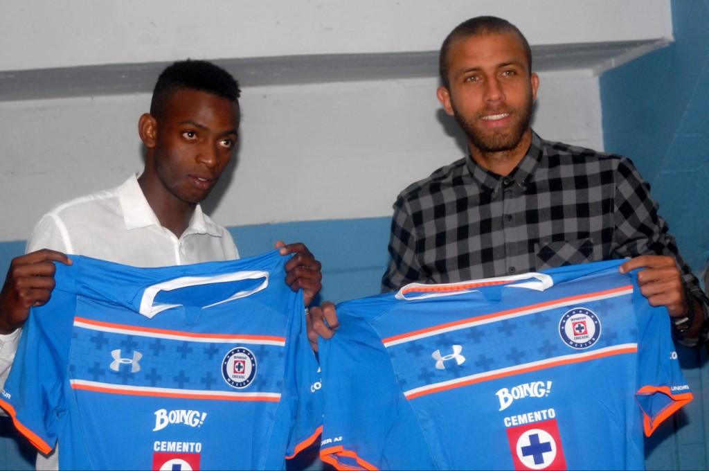 Maikel Reyes e Abel Martinez