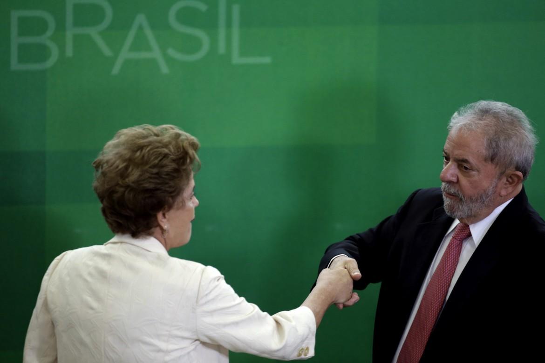 Brasile, Rousseff e Lula