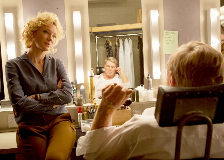 Robert Redford e Cate Blanchett