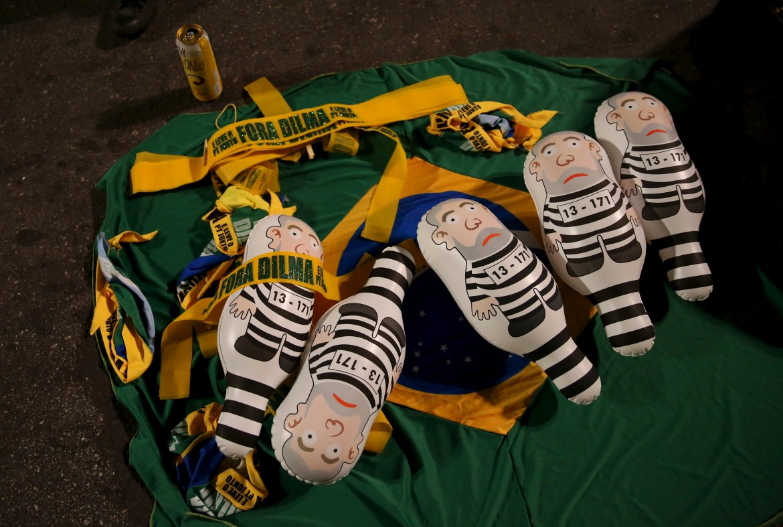 Brasile, protesta delle destre