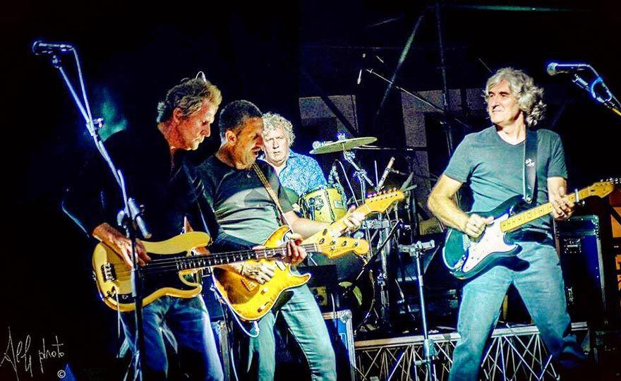 Dire Straits legacy in concerto