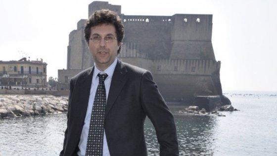 Matteo Brambilla, candidato sfortunato dei grillini a Napoli