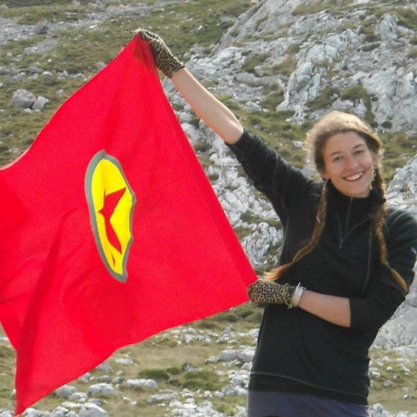 Giovanna Lanzavecchia, italiana arrestata in Turchia