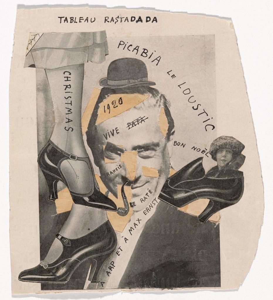 Francis Picabia, «Tableau rastadada», 1920
