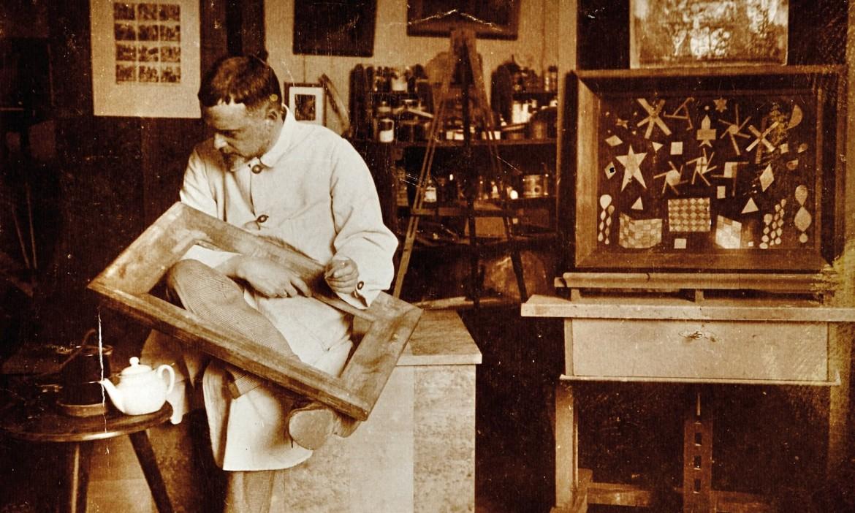 Paul Klee a Weimar, 1924