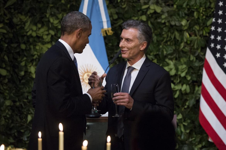 Argentina, Obama e Macri