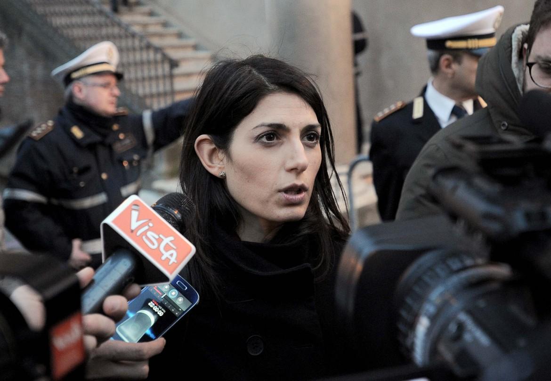 Virginia Raggi, candidata M5S di Roma