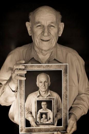 Quattro generazioni. Foto da www.repubblica.it