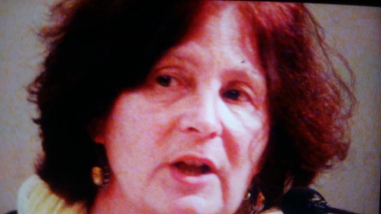 La madre di Giulio Regeni