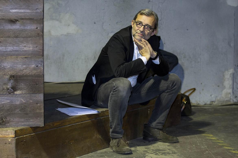 Il candidato sindaco del Pd a Roma Roberto Giachetti