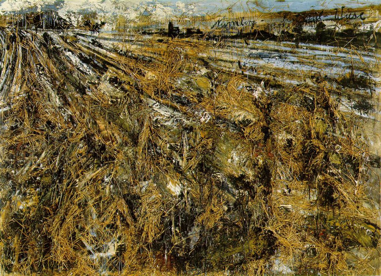 Anselm Kiefer, «Norimberga», 1982