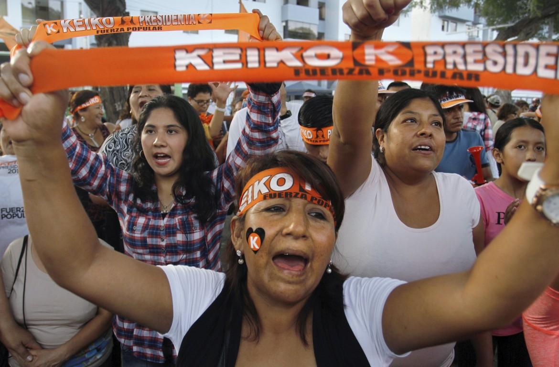 Perù al voto