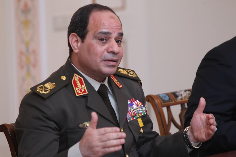 Il presidente egiziano al-Sisi