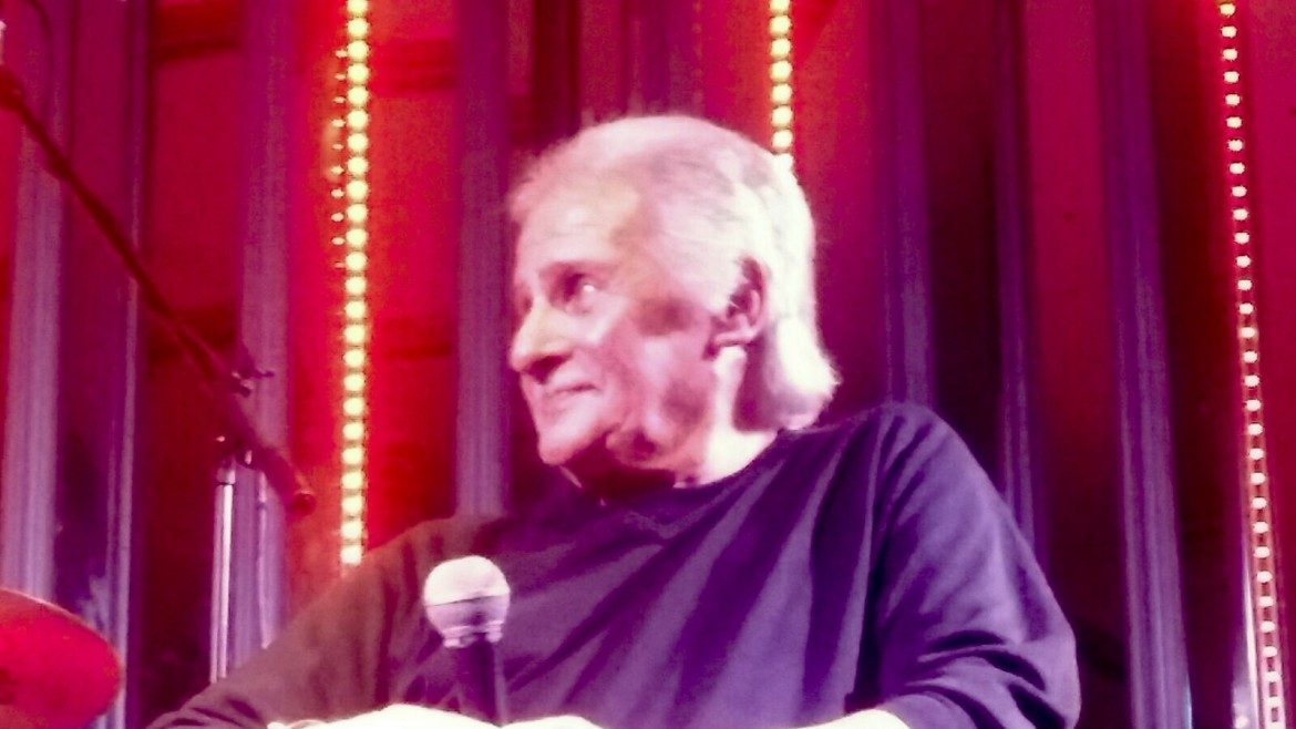 Pete Best @ Le Roi Music Hall, Torino, 2016