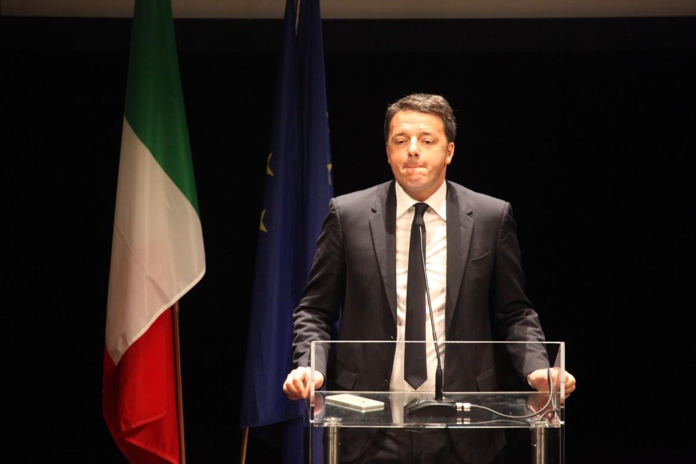 Renzi ieri a Firenze