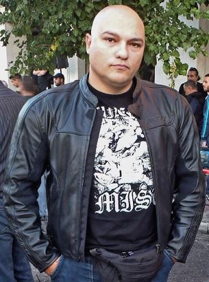 Giorgos Germenis ha sempre affiancato la carriera politica a quella di membro di gruppi black metal con lo pseudonimo Kaiadas