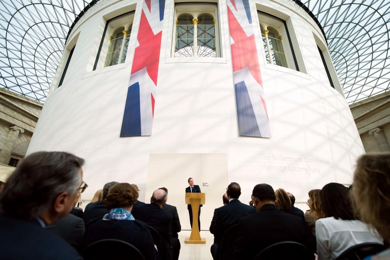 Cameron al British Museum