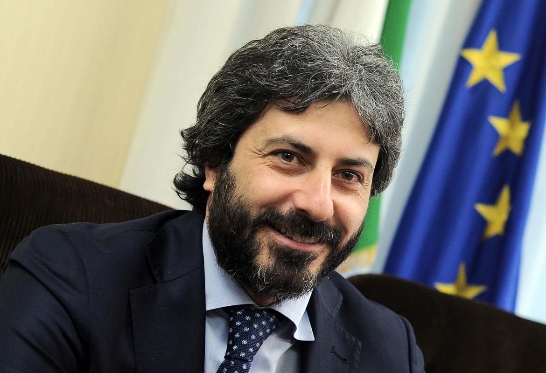 Roberto Fico, presidente della commissione Vigilanza Rai